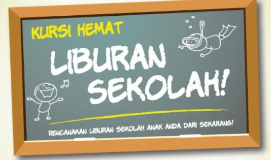 Tips Hemat Liburan Sekolah