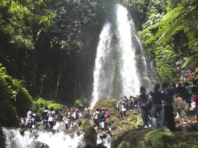 Image Result For Wisata Air Terjun Di Lombok Utara