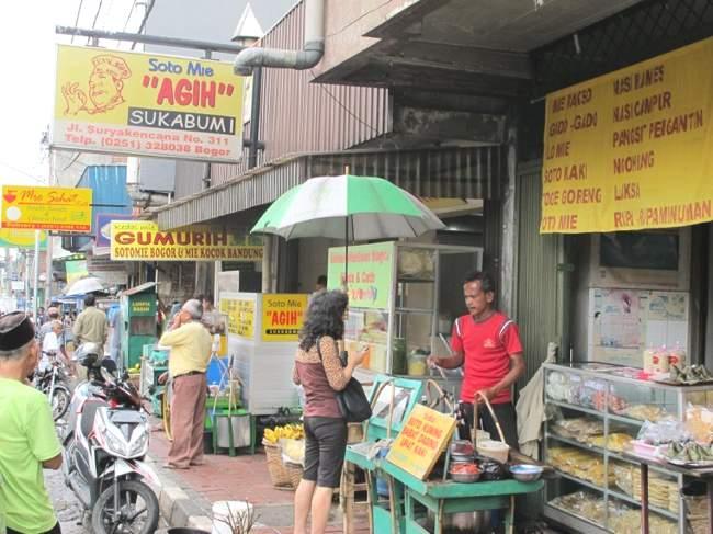 Tempat Wisata Kuliner Terpopuler di Bogor