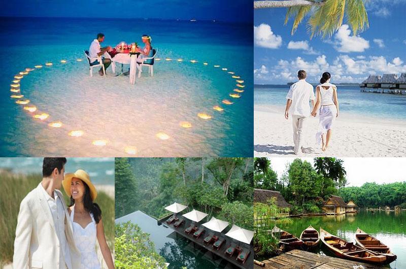 Tempat Wisata Paling Romantis di Indonesia