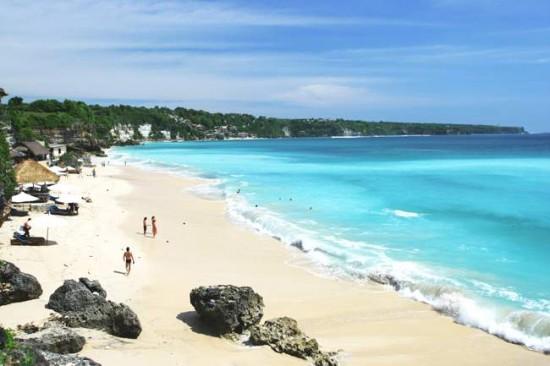 Objek Pantai Bali