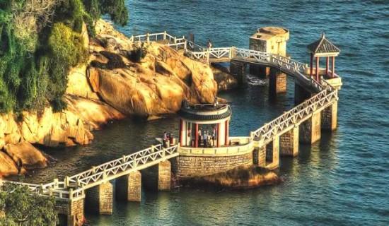 Objek Wisata di Xiamen China