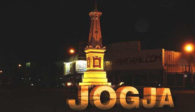 Oleh-oleh dari Yogyakarta
