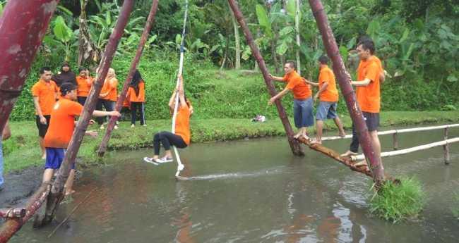 Liburan Seru ke Tempat Wisata Outbound di Bandung