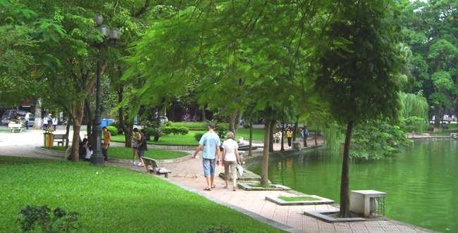 Keindahan Tempat Wisata di Hanoi Vietnam