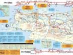 Peta Mudik Jawa Bara 2014