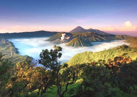Wisata Pegunungan Indonesia