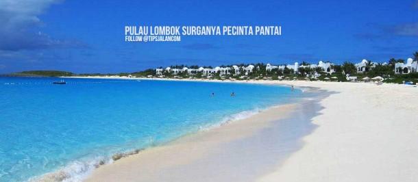 daftar wisata pantai di lombok