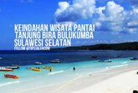 Objek Wisata Pantai Tanjung Bira Bulukumba