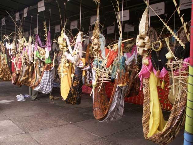 Tradisi Baayun Anak-anak Pada Perayaan Maulid Nabi di Banjarmasin