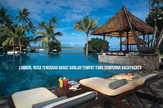 Tempat Backpacker di Lombok