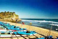 Tempat Wisata Pantai Trisik Kulon Progo Jogja