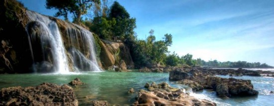 Air Terjun Toroan Sampang Madura Jawa Timur