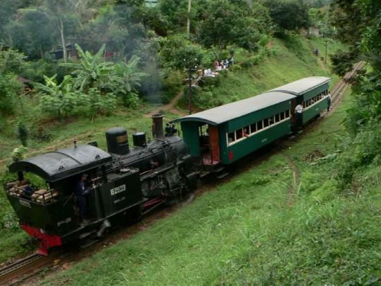 Museum Kereta Ambarawa Semarang Jawa Tengah