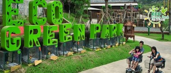 Eco Green Park Batu Malang Jatim