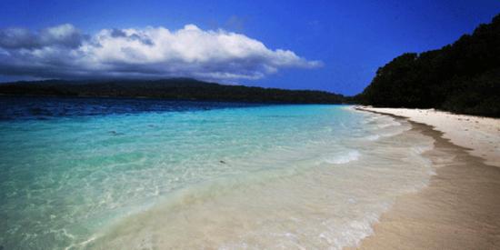 Gambar Wisata Pantai Anyer Banten