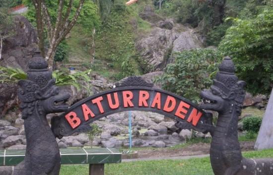 Foto Obyek Wisata Baturaden