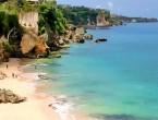 Objek Wisata Pantai Tegalwangi Bali Selatan