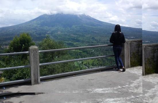 Foto Objek Wisata Ketep Pass Magelang