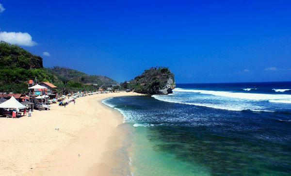 Daftar Tempat Wisata Pantai Di Gunung Kidul Yogyakarta