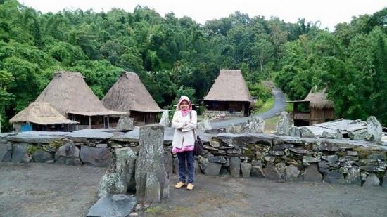 Desa Wisata Kampung Bena Ngada NTT