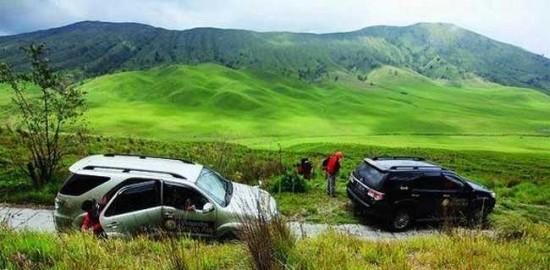 Desa Wisata Ngadas Kecamatan Poncokusumo Malang