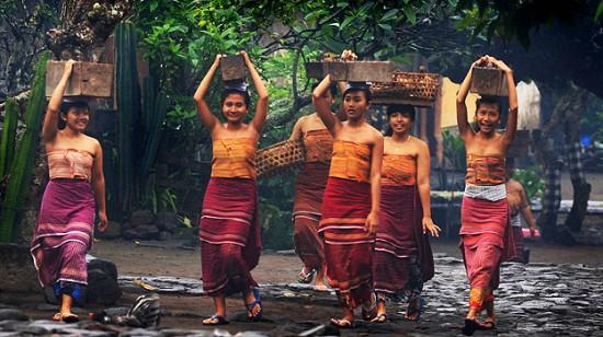 Desa Wisata Tenganan Bali