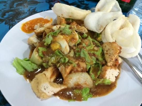 Gado-gado Makanan Asli Dari Jawa Timur
