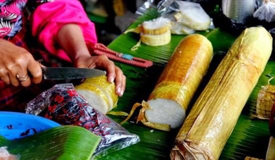 Lamang Tapai Makanan Khas Sumatera Barat