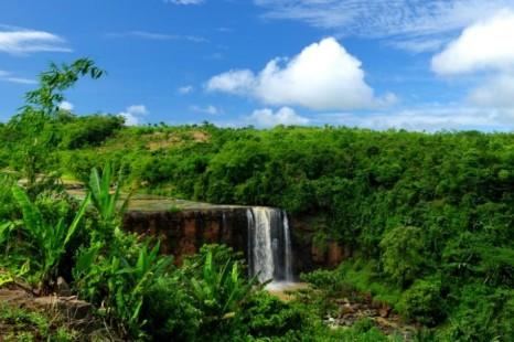 Lokasi Geopark Ciletuh Sukabumi Jawa Barat