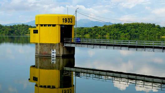 Tempat Rekreasi Waduk Pacal Di Bojonegoro Jatim