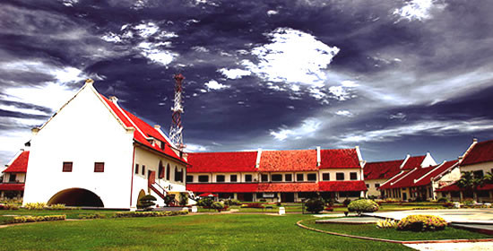 Fort Rotterdam Makassar Sulawesi Selatan