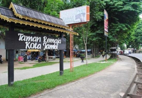 Tempat Rekeasi Taman Ria Remaja Jambi