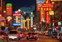 Yaowarat Chinatown Tempat Wisata Belanja Di Bangkok