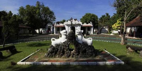 Lokasi Objek Wisata Keraton Kasepuhan Cirebon
