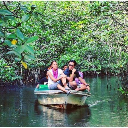 Hutan Mangrove Sebong Bintan Tempat Yang Indah Di Kepulauan Riau