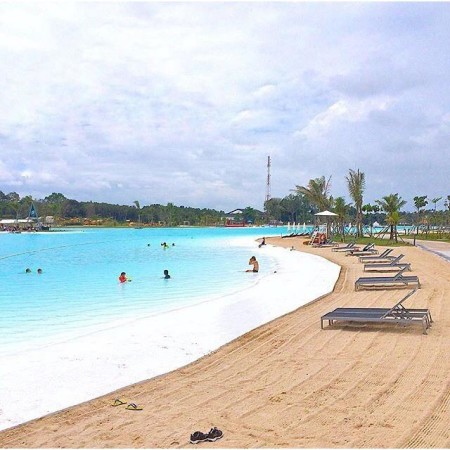 Treasure Bay Lagoon Lagoi Bintan Tempat Yang Indah Di Kepulauan Riau