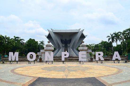 Monpera Monumen Perjuangan Rakyat Palembang