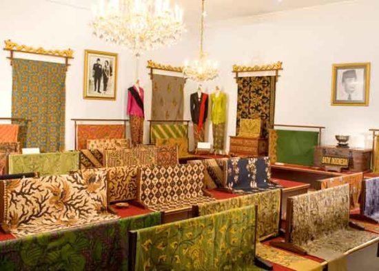 Museum Batik Danar Hadi di Solo