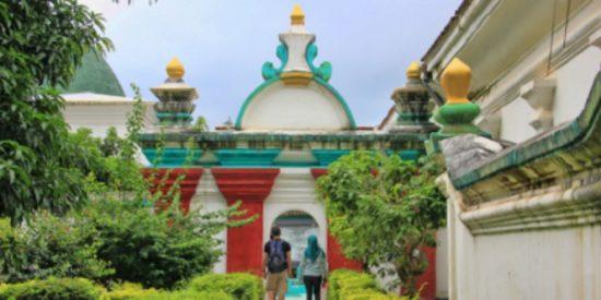 Objek Wisata Kawah Tengkurep Palembang