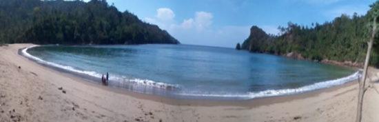 Pantai Lenggoksono Wisata Pantai Populer Di Malang Jawa Timur