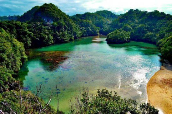 Pantai Sendang Biru Wisata Pantai Populer Di Malang