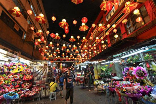 Petaling Street Kuala Lumpur Malaysia