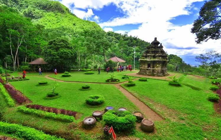 Tempat Wisata Di Jawa Tengah Candi Selogriyo di Magelang