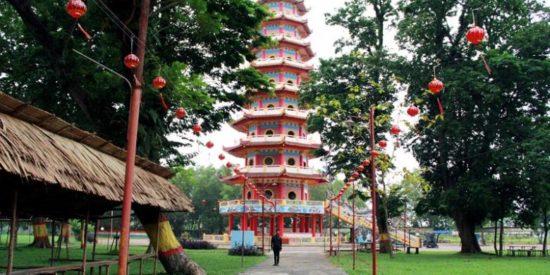 Tempat Wisata di Palembang Pulau Kemaro