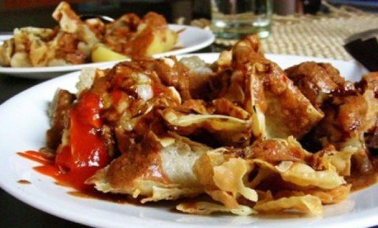 Batagor Makanan Khas Jawa Barat