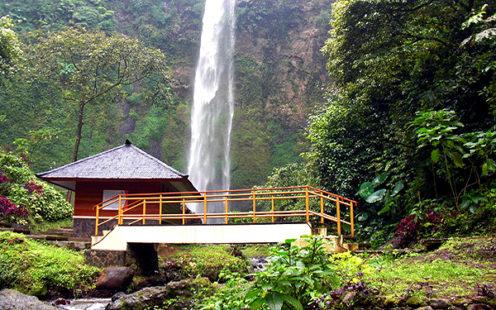 Curug Cimahi tempat wisata di Bandung yang mudah dijangkau