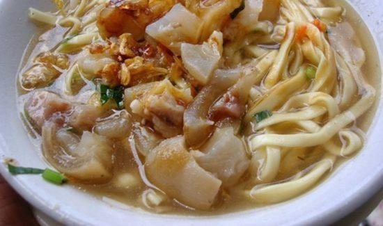 Mie Kocok Bandung Makanan Khas Jabar