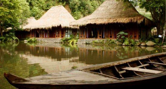 Sapu Lidi Lembang tempat wisata alam romantis di Bandung