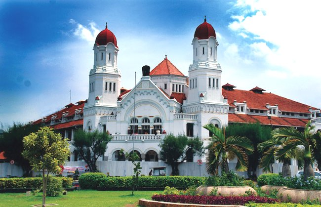 Tips Wisata Murah Ke Semarang